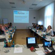MULTI-ReUse Workshop in Frankfurt am Main