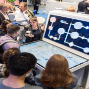 MULTI-ReUse auf der Leitmesse für Umwelttechnologien IFAT 2018 in München, Deutschland